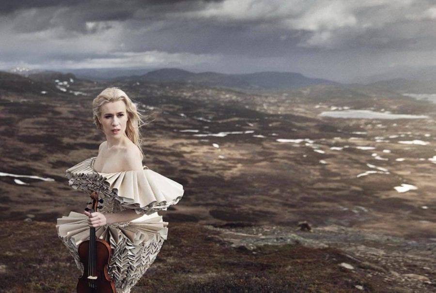Digital konsert med verdensstjernen Eldbjørg Hemsing! hovedbilde