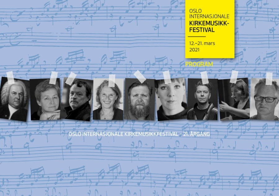Digital Kirkemusikkfestival hovedbilde
