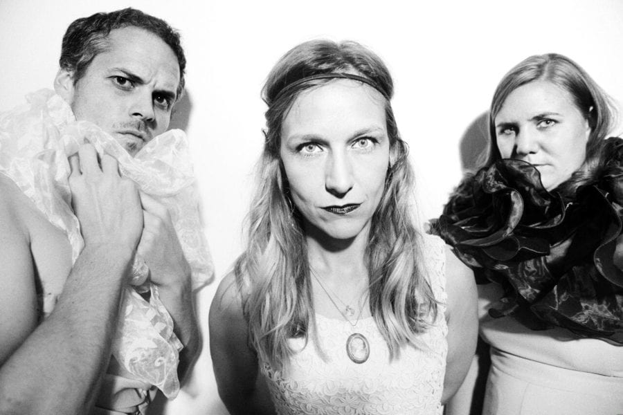 Hedvig Mollestad Trio // Påskestrømming hovedbilde