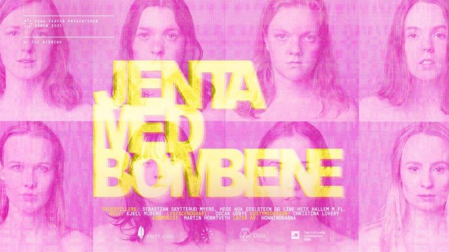 Eventbilde: Jenta med bombene – Vega Scene