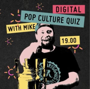 Ringnes Brygghus digital pop culture quiz