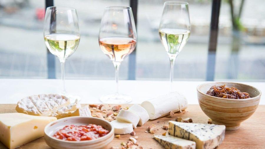 Digitalt kurs: Ost og vin hovedbilde