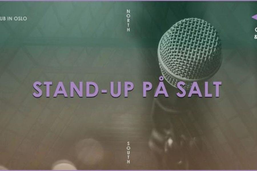 Eventbilde: Stand-up på SALT