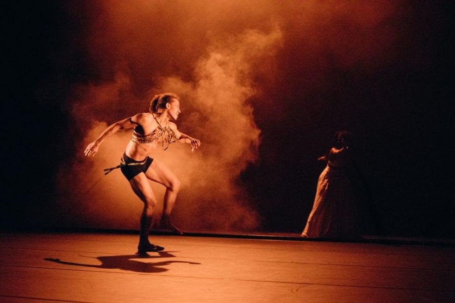 Digital danseforestilling: Tabanka hovedbilde
