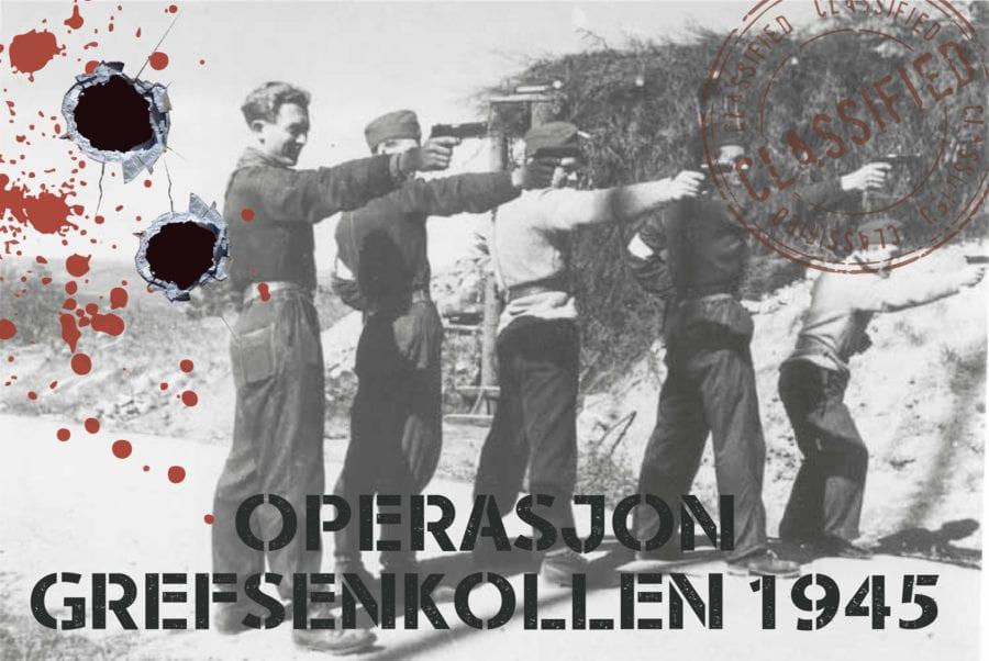 Eventbilde: «Operasjon Grefsenkollen 1945»