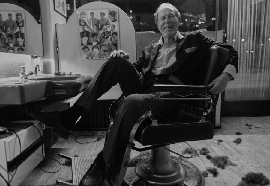 Eventbilde: Freddy frisør – 50 år på Grønland