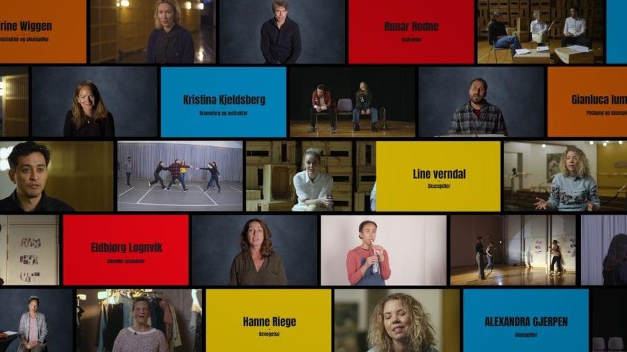 Eventbilde: Spennende nettkurs for deg som vil bli skuespiller eller regissør!