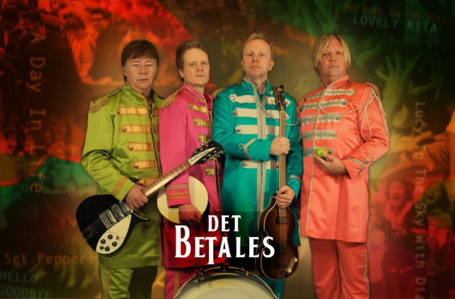 Eventbilde: Det Betales – Best of Beatles