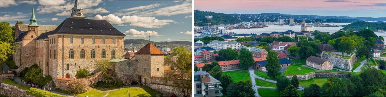 Parker i Oslo