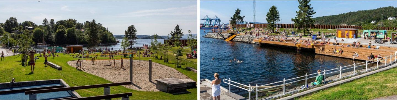 Bekkelagsbadet badesteder og strender i Oslo