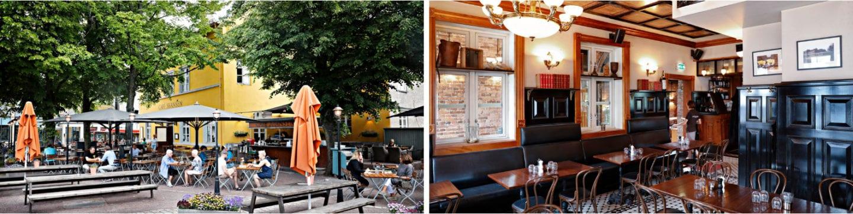 Cafe Skansen Oslo