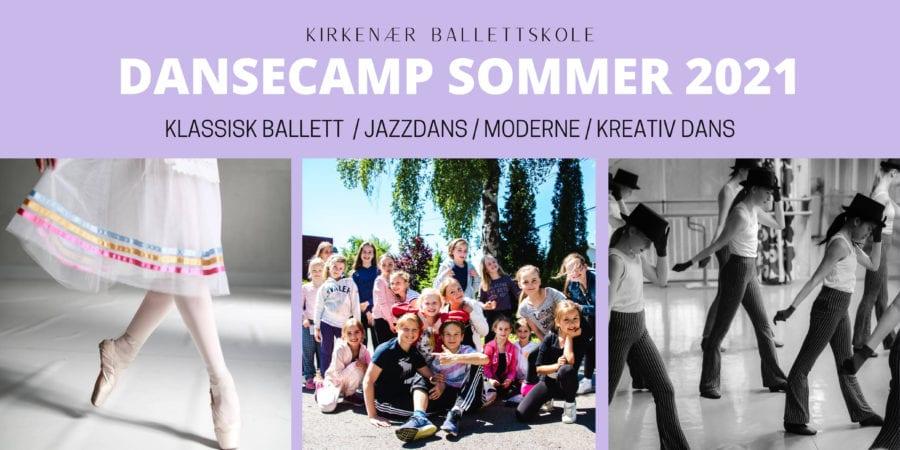 Eventbilde: Dansecamp i sommer