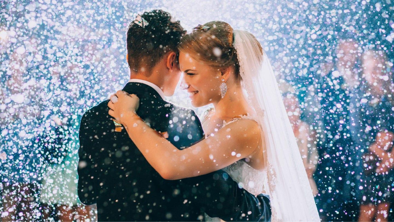 Bryllupsfest i vakre bryllupslokaler