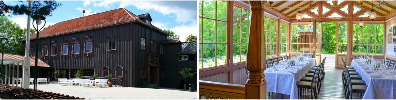 Gjestestuene på Bygdøy, bryllupslokaler i Oslo