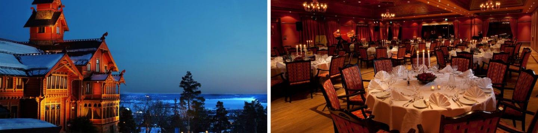 Holmenkollen par hotell romantiske ting å gjøre i oslo