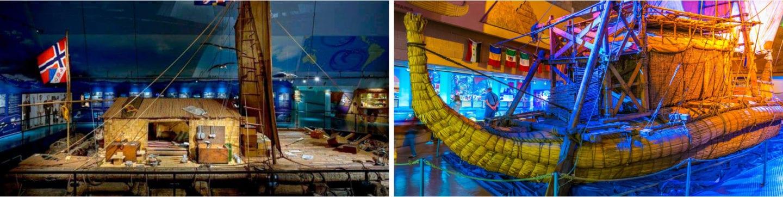 Kon-Tiki Museet i Oslo, romantiske ting å gjøre i Oslo med kjæresten