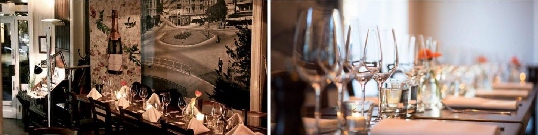 L'ardoise på Bislett romantiske ting å gjøre i Oslo
