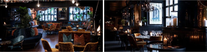 Louise restaurant og bar Aker brygge, romantiske ting å gjøre i Oslo