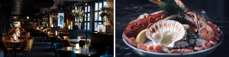 Louise Restaurant og bar romantisk ting å gjøre i Oslo