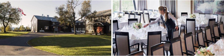 Lysebu Bryllupslokale i Oslo, bryllupslokaler i Oslo