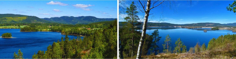 Vann du kan eller sykle rundt, ting å gjøre i Oslo