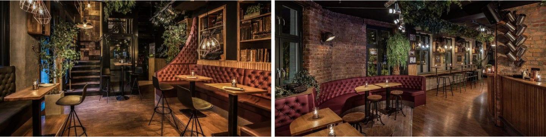 Nedre Løkka coctailbar og lounge romantiske ting å gjøre i oslo