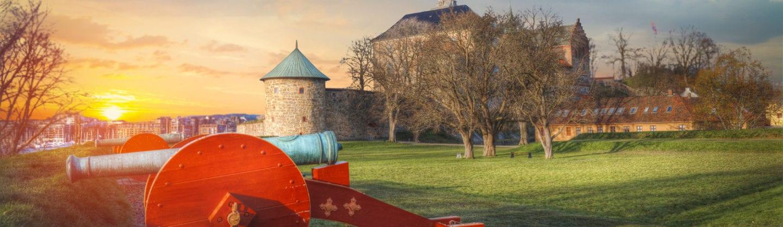 Akershus Festning, romantiske ting å gjøre i Oslo