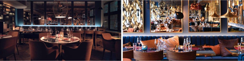 Restaurant Teatro Vinbar romantiske ting å gjøre i Oslo