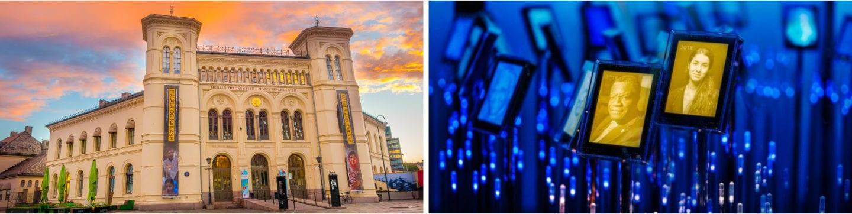 Nobels fredssenter i Oslo, ting å gjøre i Oslo