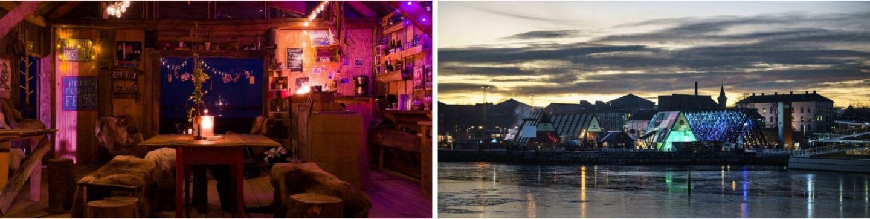 SALT bar romantiske barer i Oslo
