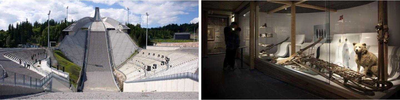 Skimuseet på Holmenkollen, ting å gjøre i Oslo