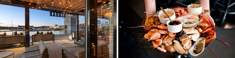 Sørenga sjømat restaurant oslo romantiske ting å gjøre i oslo