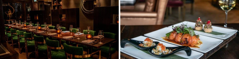 Tatakii Asian restaurant romantiske ting å gjøre i Oslo