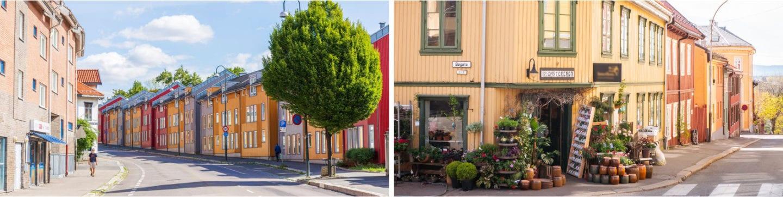 Vålerenga og kampen Oslo by til fots turer i Oslo ting å gjøre i oslo