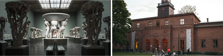 Vigeland-museet museum i Oslo, ting å gjøre sammen i Oslo, romantisk ting å gjøre i Oslo