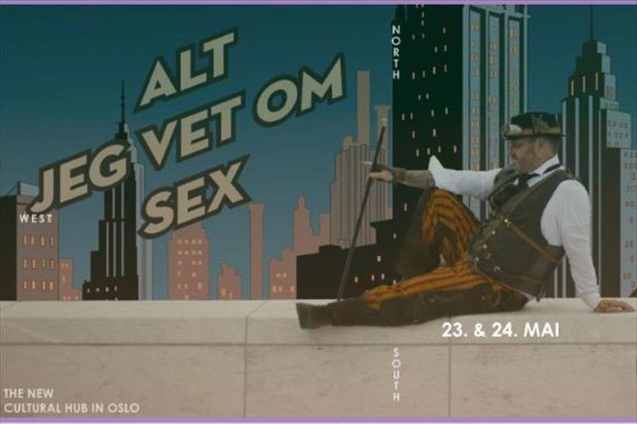 Eventbilde: Alt jeg vet om sex – Stand up