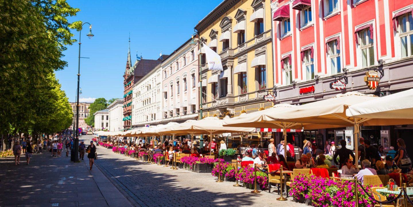Når åpner Oslo? Karl Johans gate