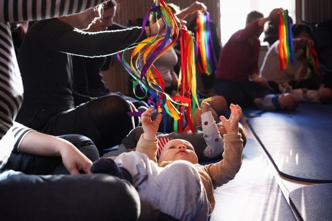 Babydans på Sentralen hovedbilde