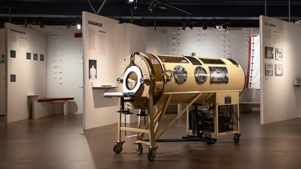 Eventbilde: Ny medisinhistorisk utstilling på Teknisk museum