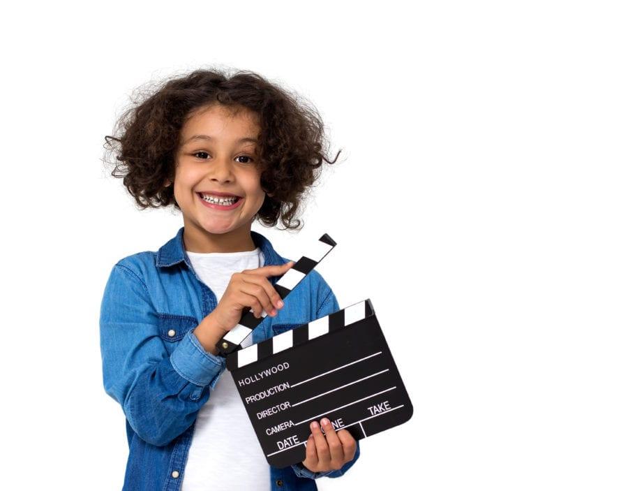 Eventbilde: Sommerfilmskole for barn og unge