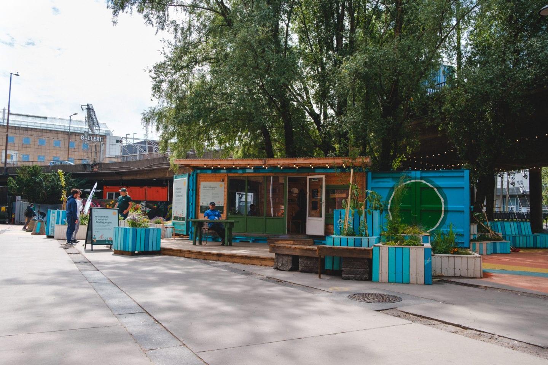 Olafiagangen, SuperGrønland, aktiviteter for barn i Oslo