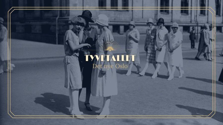 Eventbilde: Tyvetallet – Det nye Oslo