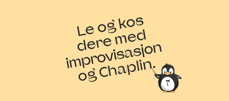 Eventbilde: Barnas filmdag: Chaplin – Oslo Konserthus