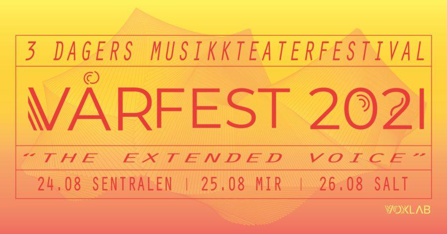 Eventbilde: VoxLAB VårFEST 2021: The Extended Voice