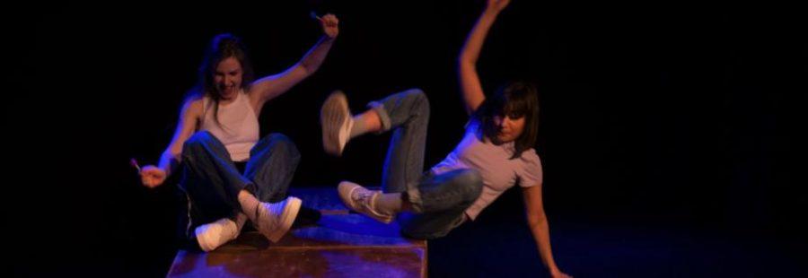Teaterlørdag UNG: «Kysset» med Kanonproduksjon hovedbilde