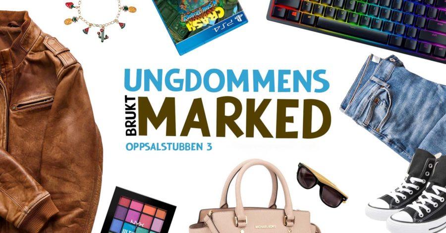 Eventbilde: Ungdommens Bruktmarked på Oppsal 19. september 2021