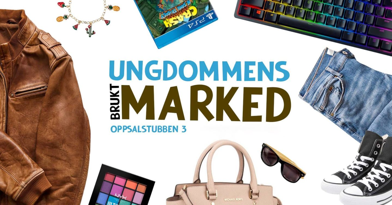 Ungdommens loppemarked i Oslo 2021