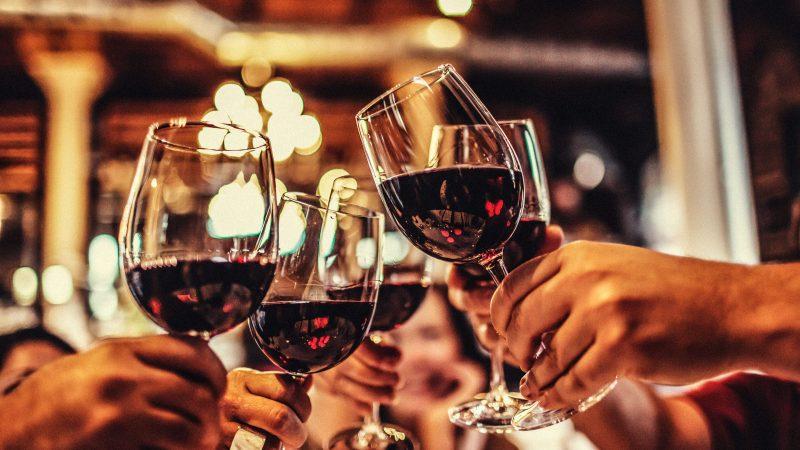 Eventbilde: Mathallens vinklubb: Vin til julemat