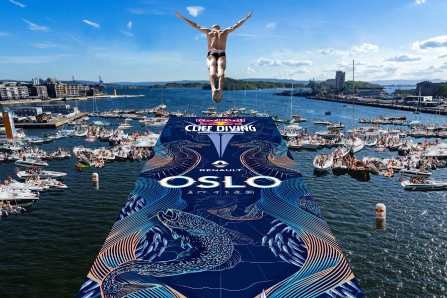 14. august 2021 – Verdens beste klippestupere til Operahuset i Oslo hovedbilde