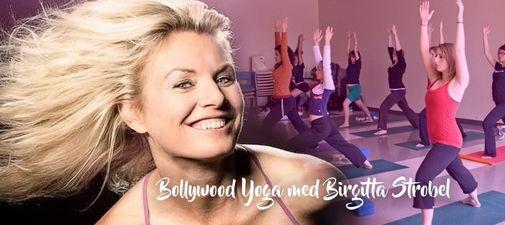 POP Yoga med Birgitta Strobel hovedbilde